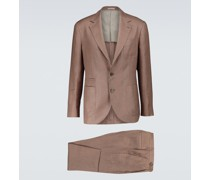 Anzug aus Leinen