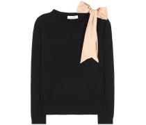 Pullover aus Woll-Cashmere-Gemisch