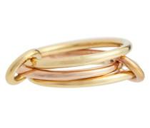 Ringe Solarium aus 18kt Gelbgold und Roségold