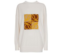 Pullover Anagram aus Wolle