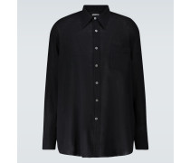Hemd Less Borrowed aus Baumwolle