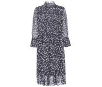 Kleid Recomposed Fluid aus Seide