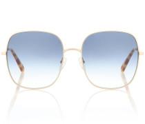 Oversize-Sonnenbrille Eliz