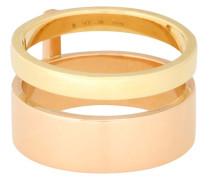 Ring Berbere aus 18kt Rosé- und Gelbgold