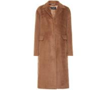 Mantel aus einem Alpaka-Gemisch