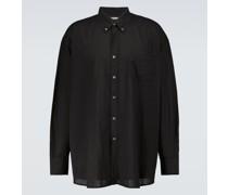 Hemd Borrowed aus Baumwolle