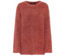 Pullover mit Glitter-Effekt