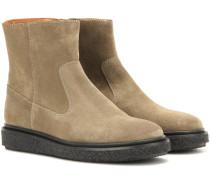 Étoile Ankle Boots Connor aus Veloursleder