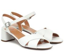 Sandalen Dolly aus Leder