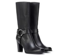 Ankle Boots Lucy aus Leder