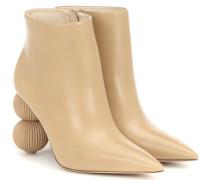 Ankle Boots Cam aus Leder