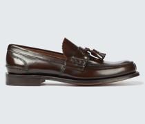 Loafers Tiverton aus Leder