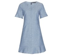 Chambray-Kleid