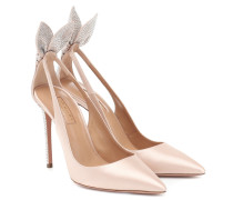 Pumps Bow Tie 105 aus Satin