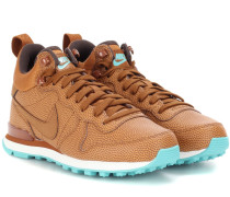 Sneakers Internationalist Mid aus Leder