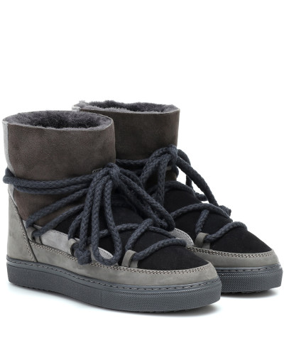 Ankle Boots Sneaker Patchwork