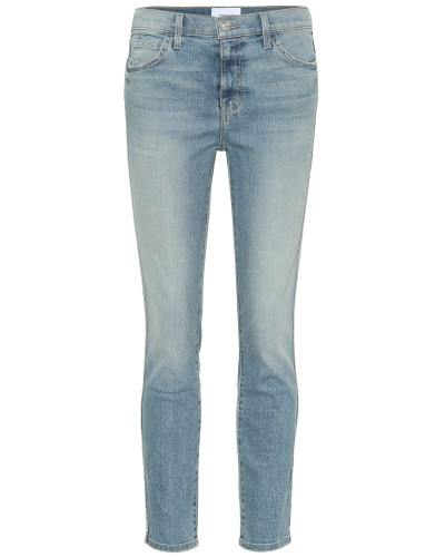 High-Rise Skinny Jeans The Caballo