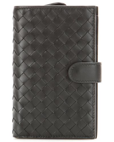 Portemonnaie Continental aus Leder