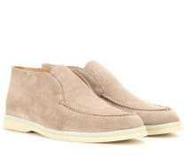 Ankle Boots Open Walk