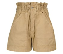 High-Rise Jeansshorts Naria