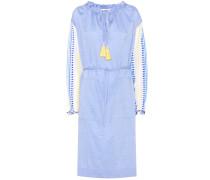 Kleid Mwali Poet aus einem Baumwollgemisch