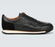 Sneakers Porth aus Leder