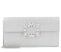 Clutch Evening Envelope mit Glitter