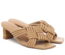 Sandalen Tatiana aus Leder