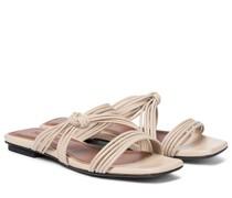 Sandalen Malaga 10 aus Leder