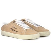 Sneakers SL/06 Court Classic aus Veloursleder