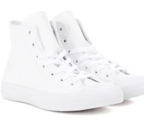 Chuck Taylor All Star High Sneakers aus Leder