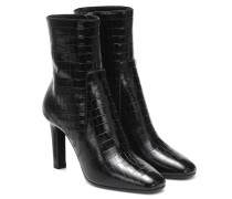 Ankle Boots Jane aus Leder