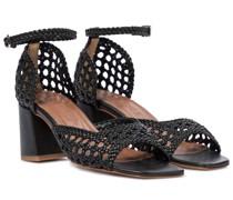 Sandalen Procida 65 aus Leder