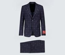 Anzug GG aus Wolle