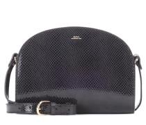 Tasche Demi-Lune aus Leder