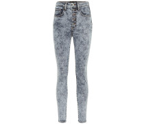 High-Rise Skinny Jeans Maera
