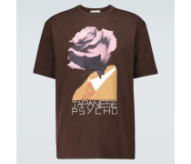 T-Shirt Japanese Psycho aus Baumwolle