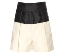Shorts aus einem Seidengemisch