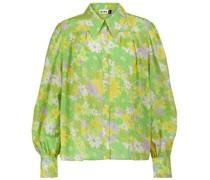 Bedrucktes Hemd Blake aus Baumwolle