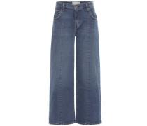 Jeans The Wide Leg Crop