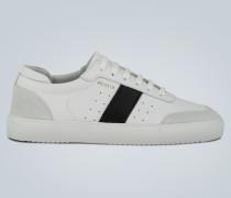 Sneakers Dunk aus Leder