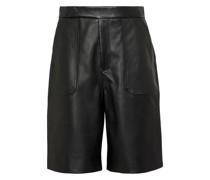 Shorts Theresa aus Leder
