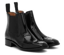 Chelsea Boots Edith aus Lackleder