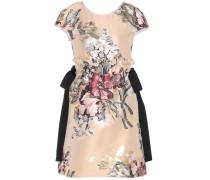 Kleid mit Fil-Coupé