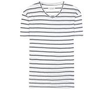 T-Shirt Andreia aus einem Leinen-Baumwollgemisch