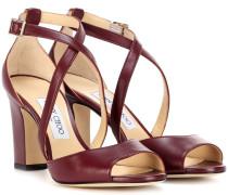 Sandalen Carrie 85 aus Leder