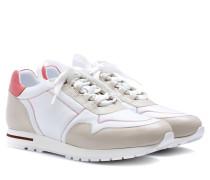 Sneakers My Wind aus Leder
