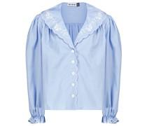 Bluse Darcy aus Baumwolle