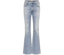 Mid-Rise Jeans Libby