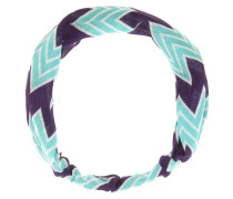 Haarband aus Häkelstrick